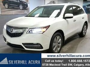 2015 Acura MDX Elite SH-AWD *Navi, Dual Screen DVD, Cool Fronts