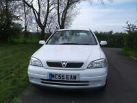Vauxhall Astra Diesel Van NO VAT FSH Drives Superb Low Miles Bennett Van Sales