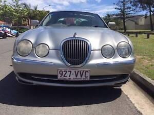 1999 Jaguar S Type Sedan Surfers Paradise Gold Coast City Preview