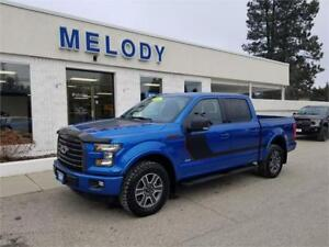 2016 Ford F-150 XLT/Special Edition