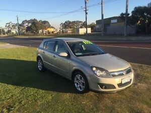 2007 Holden Astra AH MY07 CDX Silver Automatic Hatchback Wangara Wanneroo Area Preview