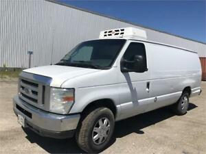 2008 Ford Econoline E-250 XL - REEFER/FREEZER-1 Ton-EXTENDED