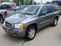 2009 GMC ENVOY 4X4  LOADED AND INSPECTED