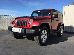 2011 Jeep Wrangler Sahara  /*** M.E.S. WAS $25950 NOW $23950.00