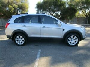 2007 Holden Captiva CG LX (4x4) 5 Speed Automatic Wagon Clearview Port Adelaide Area Preview