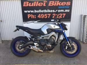MT-09 MT O9 Mackay Mackay City Preview