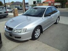 2006 Holden Commodore VZ MY06 Executive Silver 4 Speed Automatic Sedan Somerton Park Holdfast Bay Preview