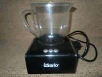 ELECTRIC MILK FROTHER TEA STAND