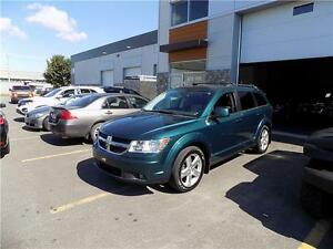 2009 DODGE JOURNEY AWD  7 PASSAGÉ