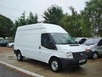 2013 FORD TRANSIT 2.2 TDCi 350 LWB High Roof RWD