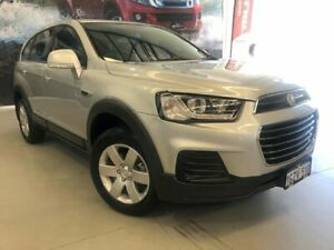 2016 Holden Captiva CG MY15 7 LS (FWD) Silver 6 Speed Automatic Wagon Rockingham Rockingham Area Preview