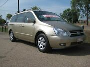 2007 Kia Carnival VQ MY07 EX Gold 6 Speed Automatic Van Holtze Litchfield Area Preview