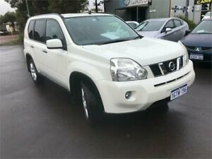 2010 Nissan X-Trail T31 MY 10 ST-L (4x4) White Crystal 6 Speed CVT Auto Sequential Wagon Margaret River Margaret River Area Preview