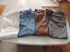 Girl's Size 7 Jeans & Cords
