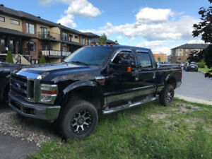2008 Ford F-350 diesel lariat Camionnette