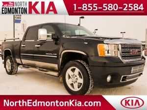 2014 GMC Sierra 2500 DURAMAX DENALI   **LEATHER-NAV-SUNROOF**