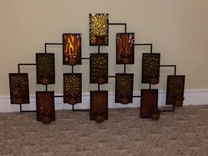 Decorative Wall Candle Holder