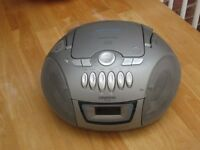 Grundig SCD 600 CD, Radio, Cassette Player