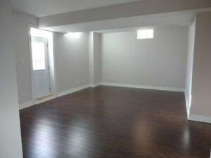 Newly Renovated Beautiful Basement Apartment with Separate Entra