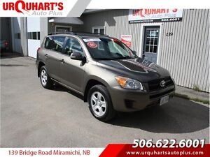 2012 Toyota RAV4 Base 4WD! MINT!
