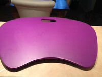 NEW PRICE! Purple Lap Desk For Sale