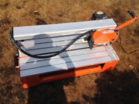 Versatile-Power-Pro-900-Tile-Cutter-Just-a-few-weeks-old
