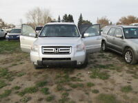 2007 Honda Pilot exl SUV, Fully Loaded in Excellent Condition.