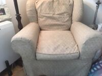Free comfy armchair good condition pick up only