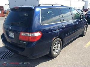 2005 HONDA ODYSSEY 8 PASSAGERS CLIMATISEE CUIR TOIT OUVRANT