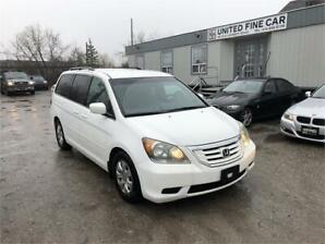 2008 Honda Odyssey EX Certified, Warranty!!!