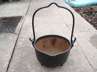 Cast iron Garden Planter