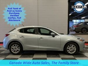 2018 Mazda Mazda3 Sport GS,Sunroof, Back Up Camera, Heated Seats