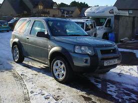 Land Rover Freelander XEI 3 Door
