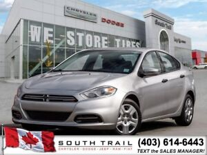 2013 Dodge Dart SE | SUPER LOW KMS!!! | $108 B/W!!! |