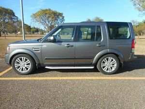 2010 Land Rover Discovery 4 Series 4 10MY TdV6 CommandShift SE Grey 6 Speed Sports Automatic Wagon