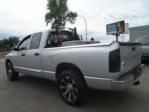 2008 Dodge Power Ram 1500-BIG HORN-COSTUM-DVD-HDTV-SUBWOOFER-NAV Edmonton Edmonton Area image 9