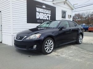 2010 Lexus IS 250 SEDAN AWD 2.5 L
