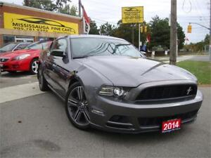 2014 Ford Mustang V6,ONE LOCAL OWNER,ROUSH EXHAUST&INTAKE