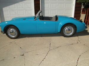FOR SALE - 1959 MGA ROADSTER