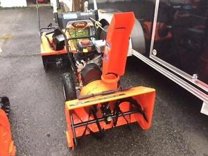 Used 2015 Ariens Deluxe 28 Snowblower