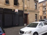 Shop to Let on Bankhall Street in Southside of Glasgow – Available Now