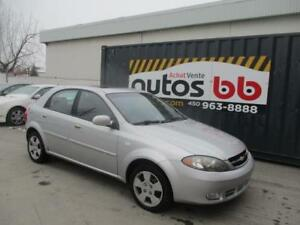 2007 Chevrolet Optra 5 LT ( AUTOMATIQUE - 119 000 KM )
