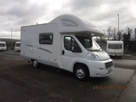 2008 SWIFT SUNDANCE 590 5 BERTH MOTORHOME WITH ONLY 17K MILES ANDERSON MOTORHOME SALES