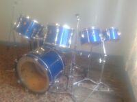 Premier Drum kit vintage Elite 1979