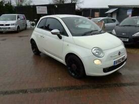 image for 2012 Fiat 500 1.2 Street 3dr HATCHBACK Petrol Manual