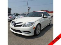 MERCEDES C250 (AWD) PARKING SENSOR/TOIT OUVRANT/CLEAN CARPROOF