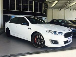 2015 Ford Falcon FG X XR6T White 6 Speed Auto Seq Sportshift Sedan Beckenham Gosnells Area Preview