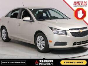 2014 Chevrolet Cruze LT Auto A/C Demarreur Bluetooth Cruise MP3/
