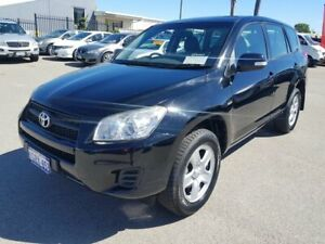 2010 Toyota RAV4 ACA38R CV (2WD) Black 5 Speed Manual Wagon Wangara Wanneroo Area Preview