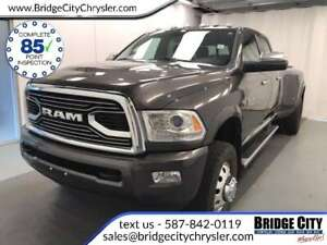 2016 Ram 3500 Limited Dually - One Owner!
